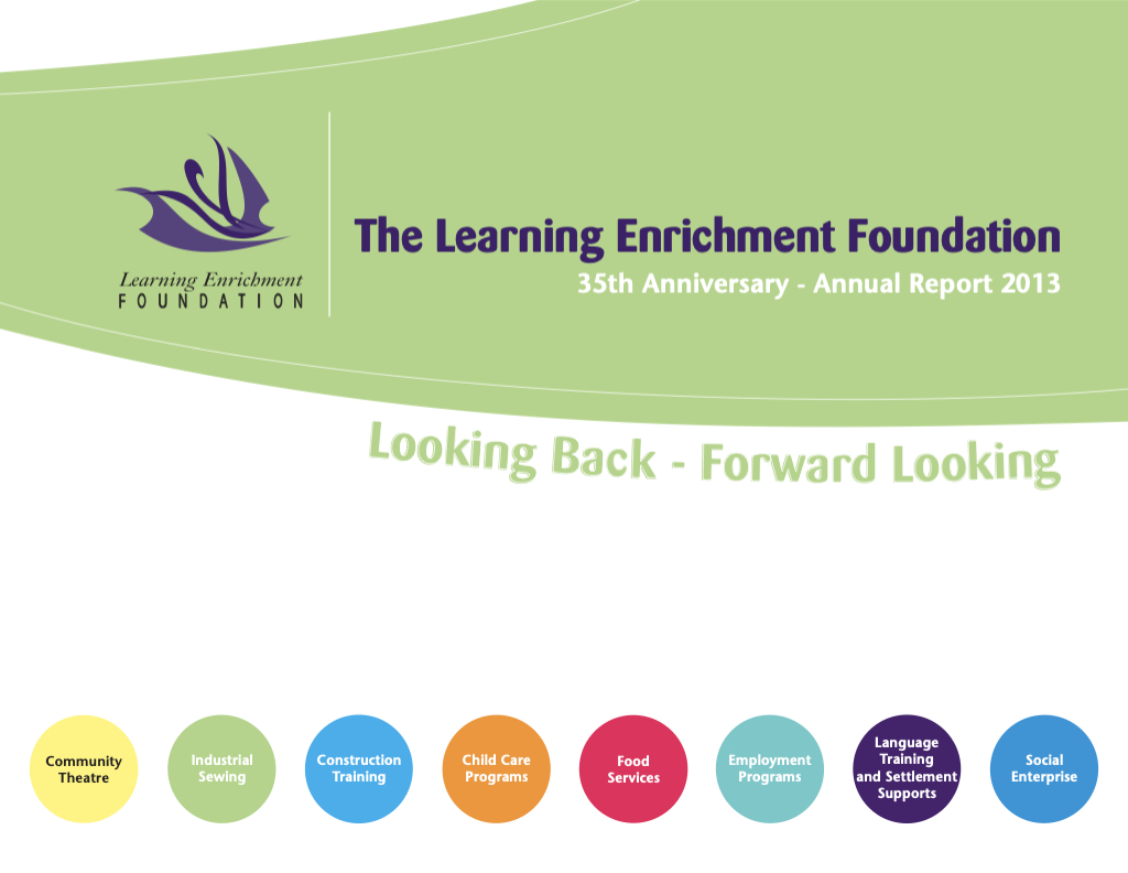 Annual Report for 2014
