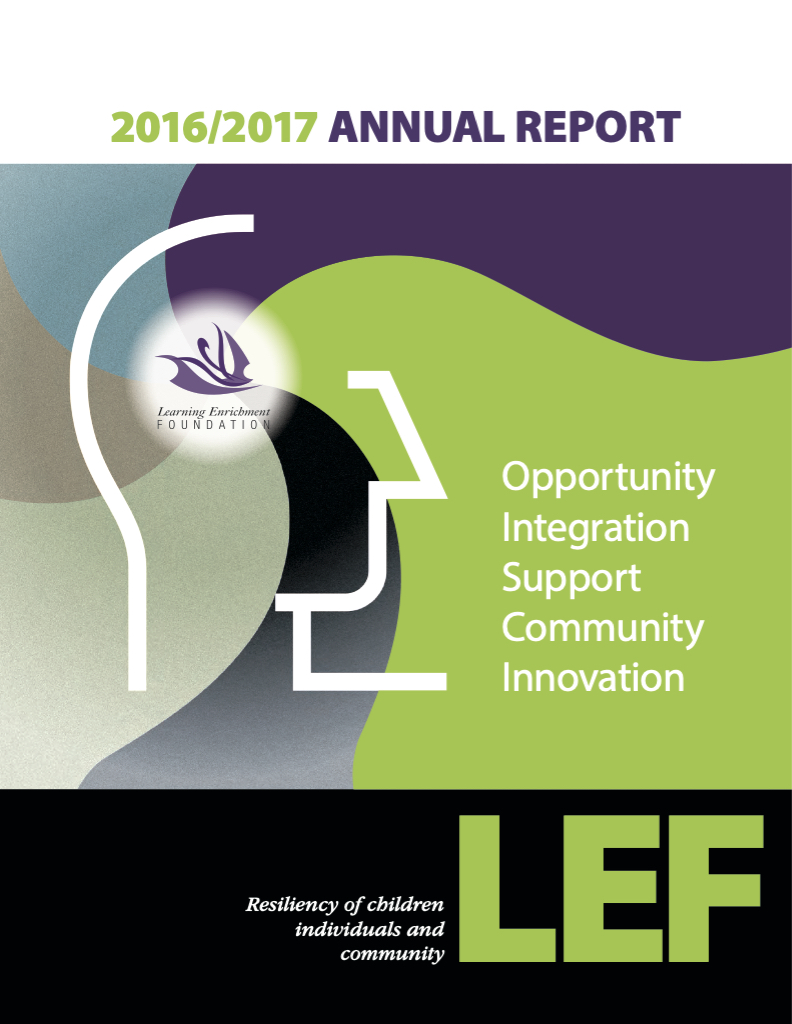 Annual Report for 2017